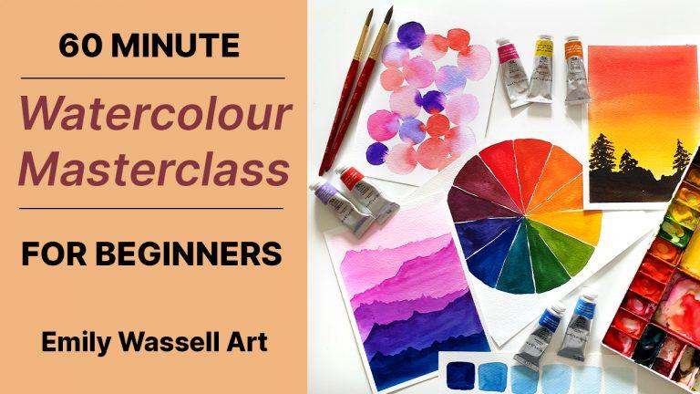 watecolour-masterclass-for-beginners-skillshare-emily-wassell