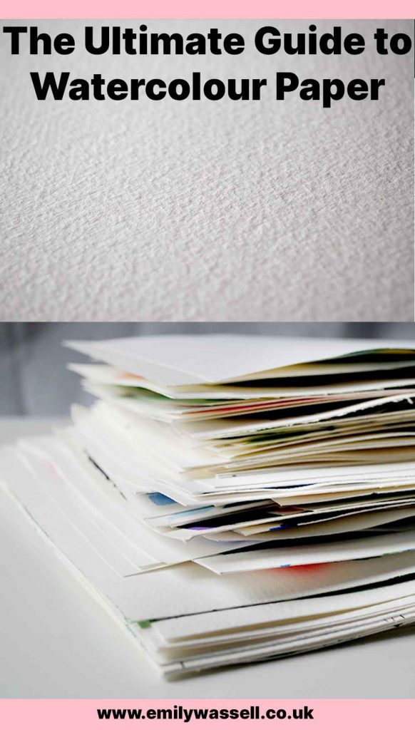 guide to watercolour paper